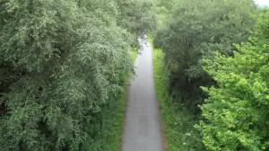 Sourton Down cycleway